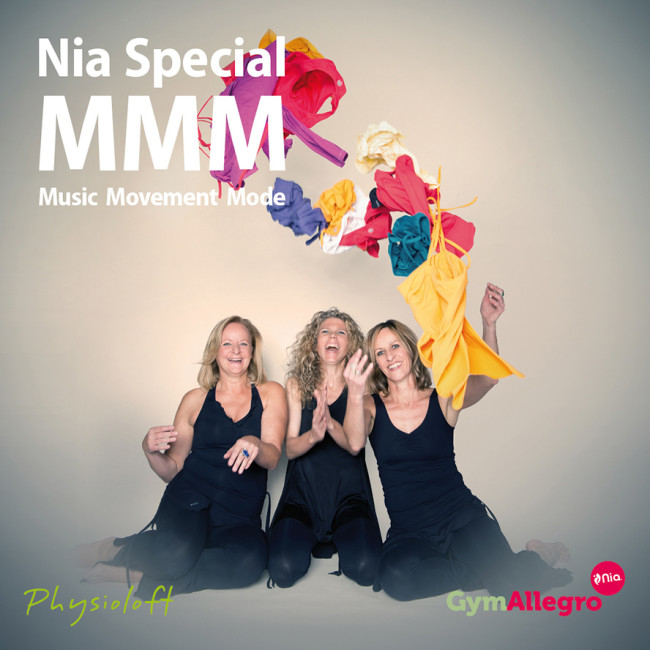 Nia Special - MMM - Music  Movement  Mode 5.2.2016 & 12.2.2016
