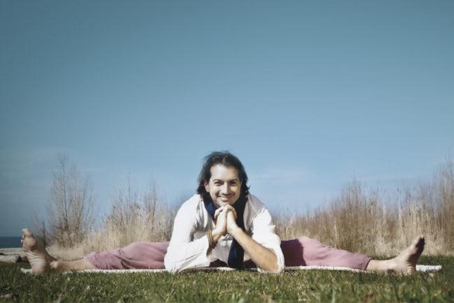Meditation mit Silvio