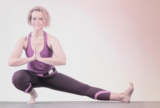 Yoga für einen gesunden Rücken - ab 1. 4. 2016