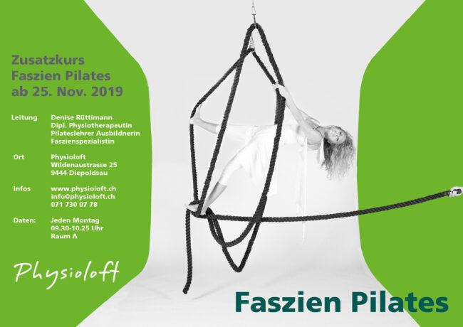 Faszien Pilates